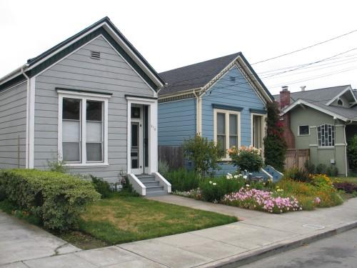 twin houses 1