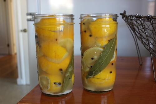 7 preserved lemons