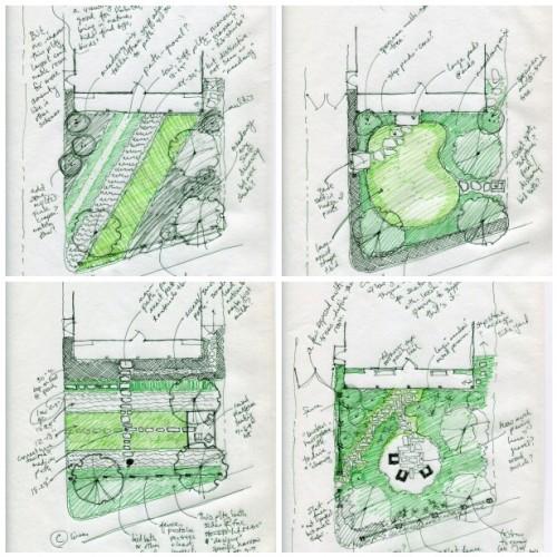 front garden concepts